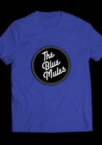 The Blue Mule Tee