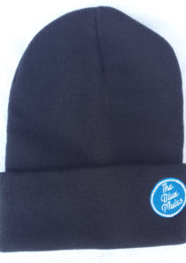 Embroidered Toque